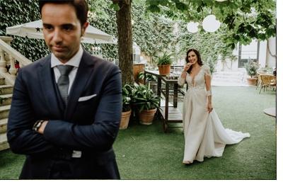 MARÍA & PABLO: EL DESTINO exterior-boda