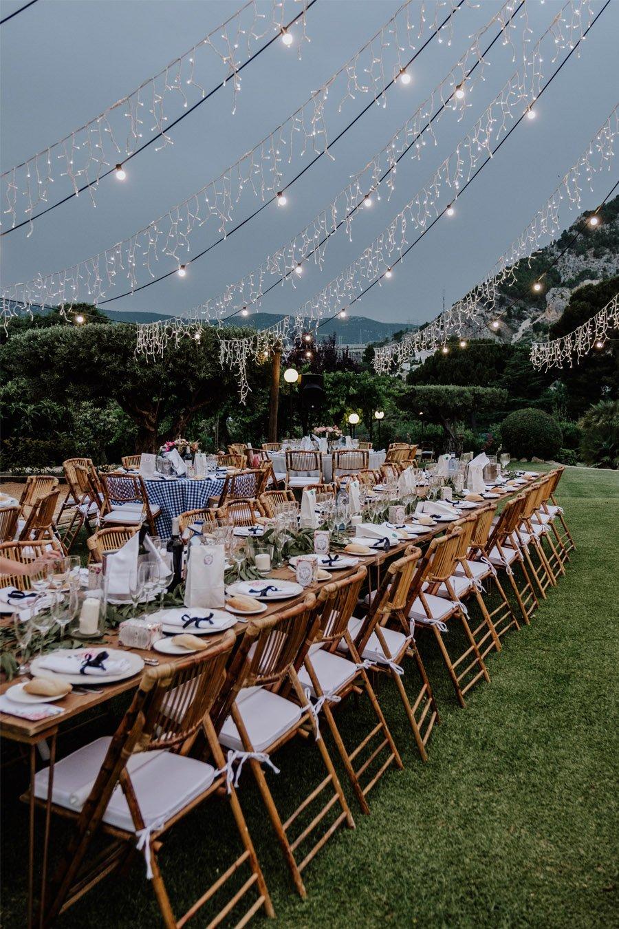 MARÍA & PABLO: EL DESTINO mesas-boda