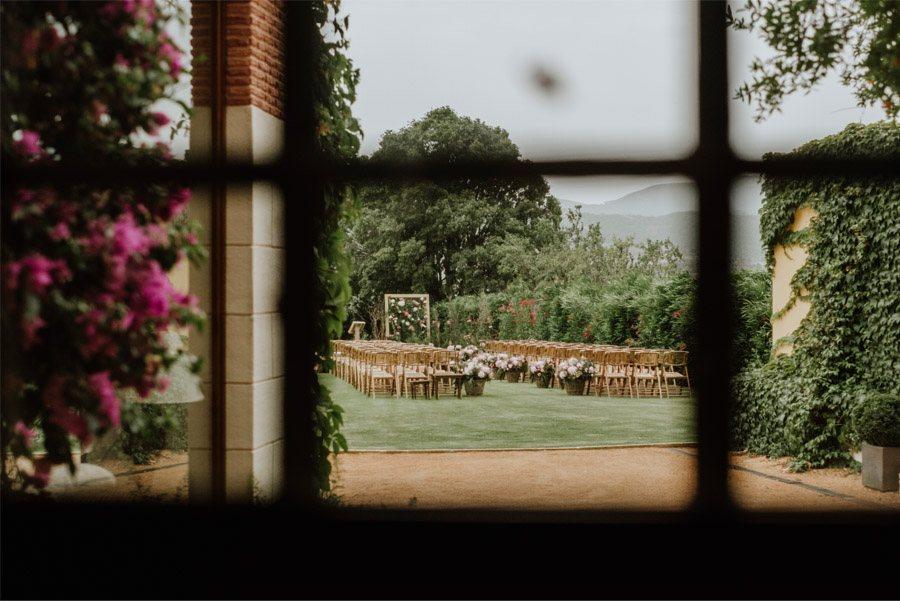 MARÍA & PABLO: EL DESTINO montaje-boda