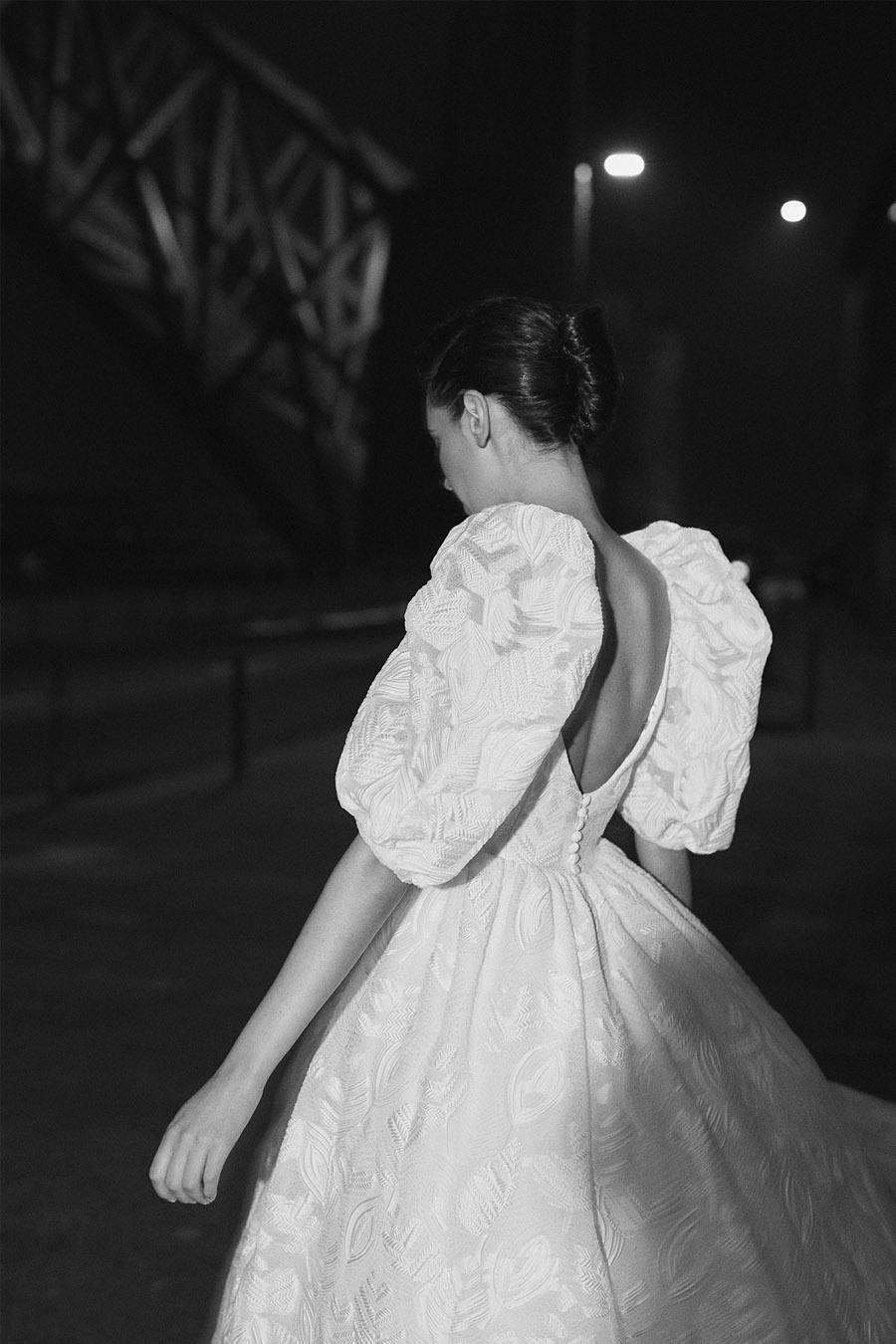 MAJESTIC, NUEVA COLECCIÓN NOVIA 2020 DE BOÜRET novia-bouret-majestic
