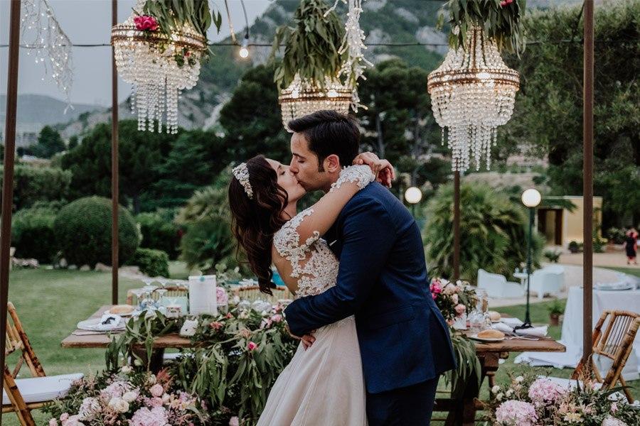 MARÍA & PABLO: EL DESTINO reportaje-boda