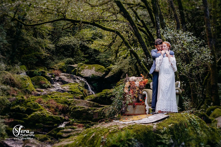 AMOR A ORILLAS DEL TOXA boda-de-invierno