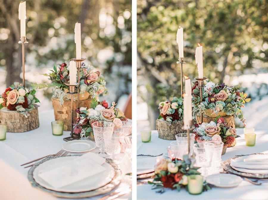 UNA ROMÁNTICA BODA DE INVIERNO deco-mesa-boda-invierno