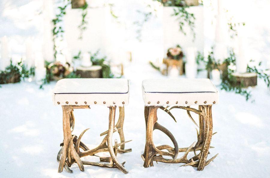 UNA ROMÁNTICA BODA DE INVIERNO decoracion-boda-invierno