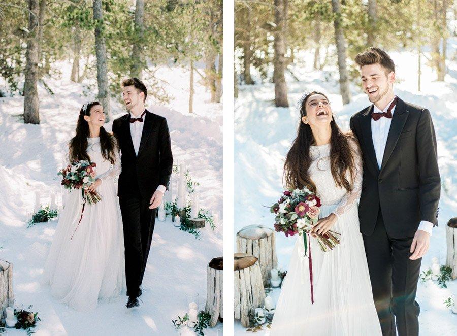UNA ROMÁNTICA BODA DE INVIERNO shooting-boda-invierno