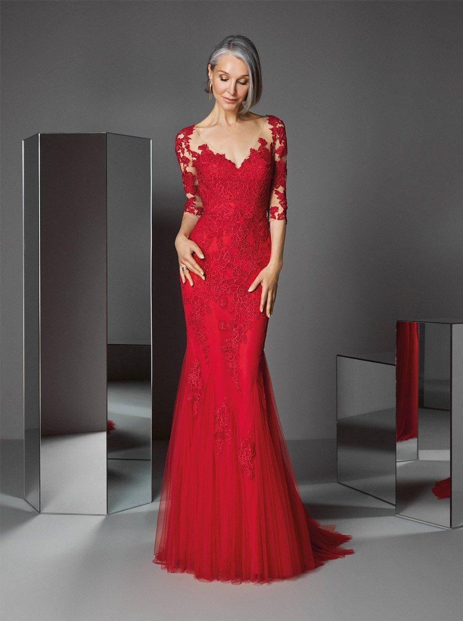 5 TIPS PARA SER LA MADRINA PERFECTA vestido-pronovias-madrina