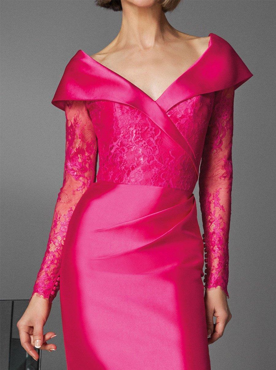 5 TIPS PARA SER LA MADRINA PERFECTA vestidos-madrina-bodas-pronovias
