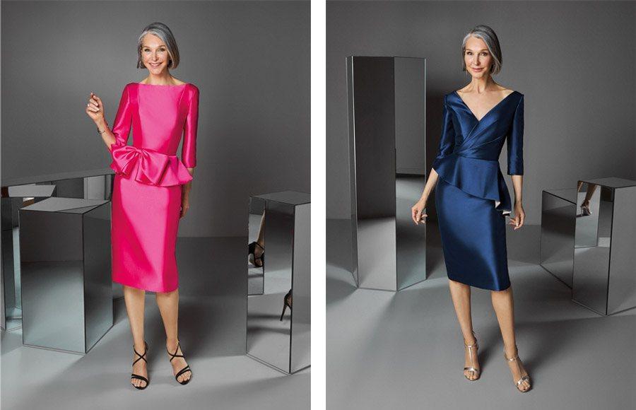 5 TIPS PARA SER LA MADRINA PERFECTA vestidos-madrina-pronovias
