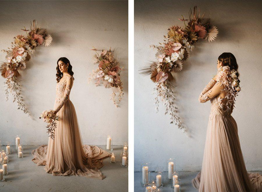 ALMA ROSE vestidos-novia