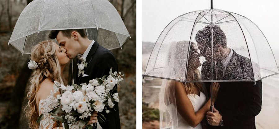NOVIA MOJADA, NOVIA AFORTUNADA boda-lluvia