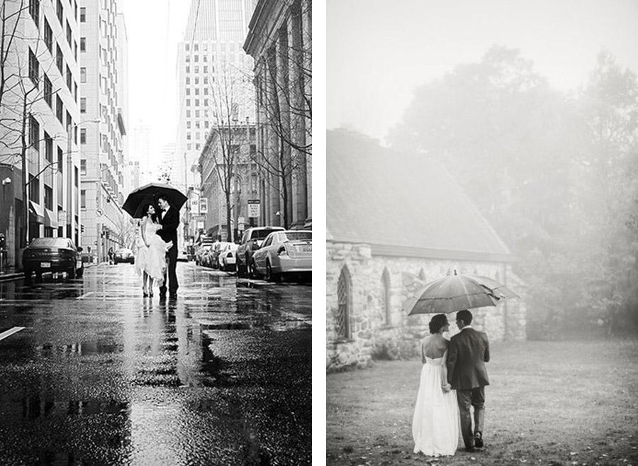 NOVIA MOJADA, NOVIA AFORTUNADA boda-paraguas