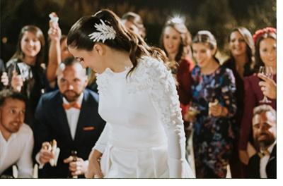 Mª CARMEN & DANI: UNA BODA LLENA DE LUZ bodas-reales