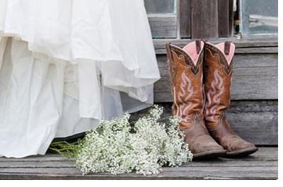 NOVIAS CON BOTAS botas-novia