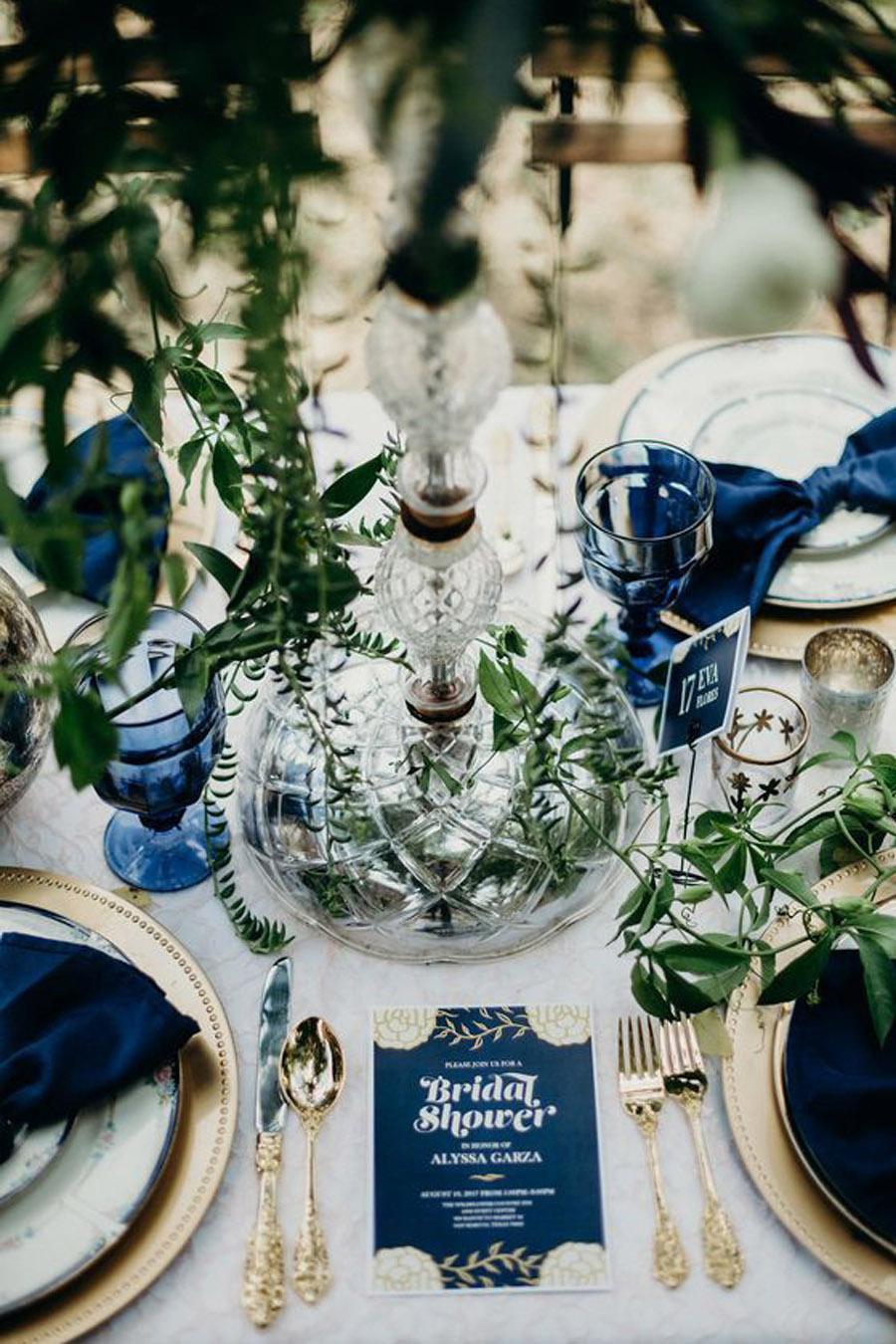 CLASSIC BLUE EN LAS BODAS DE 2020 classic-blue-deco-boda