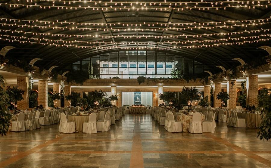 Mª CARMEN & DANI: UNA BODA LLENA DE LUZ decoracion-boda
