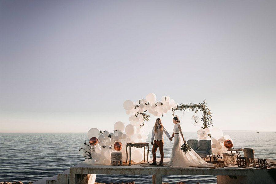 ALMA MEDITERRÁNEA altar-boda-globos