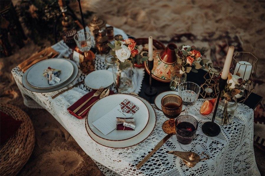 RAÍCES boda-boho-mesa