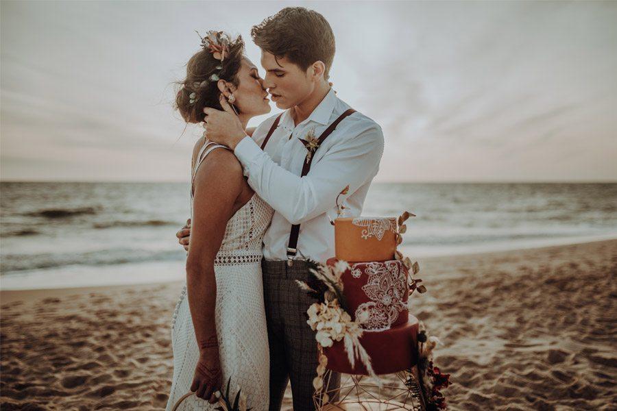 RAÍCES boda-pastel