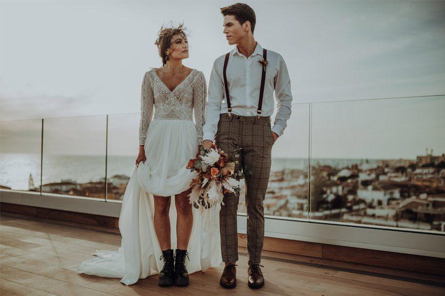 RAÍCES botas-novia