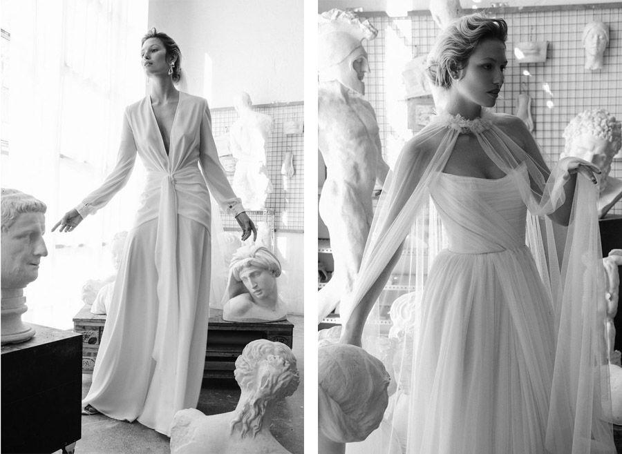 GALATEA, NUEVA COLECCIÓN BRIDAL 2020 DE ZE GARCÍA bridal-2020-ze-garcia