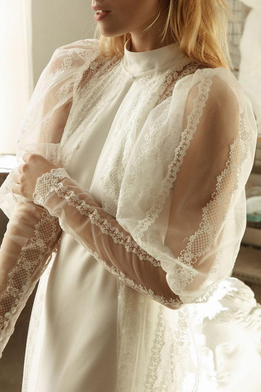 GALATEA, NUEVA COLECCIÓN BRIDAL 2020 DE ZE GARCÍA bridal-ze-garcia