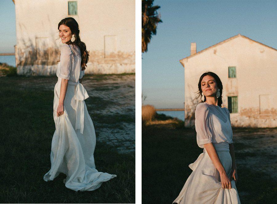 ALESTE PRESENTA SU PRIMERA COLECCIÓN DE MODA NUPCIAL SOSTENIBLE moda-novias-sostenible