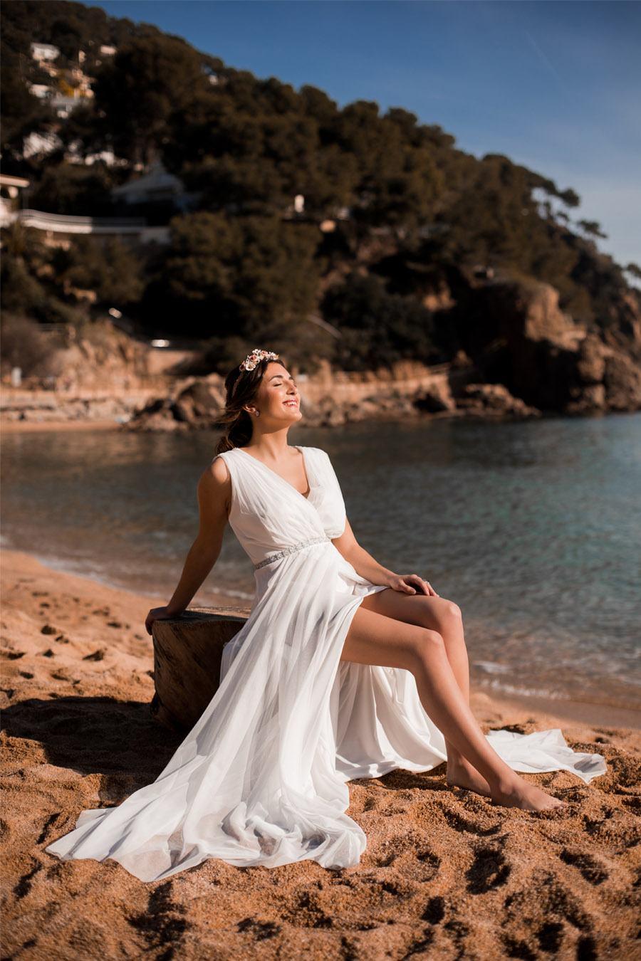 UNA NOVIA DE INSPIRACIÓN GRIEGA novia-mediterraneo