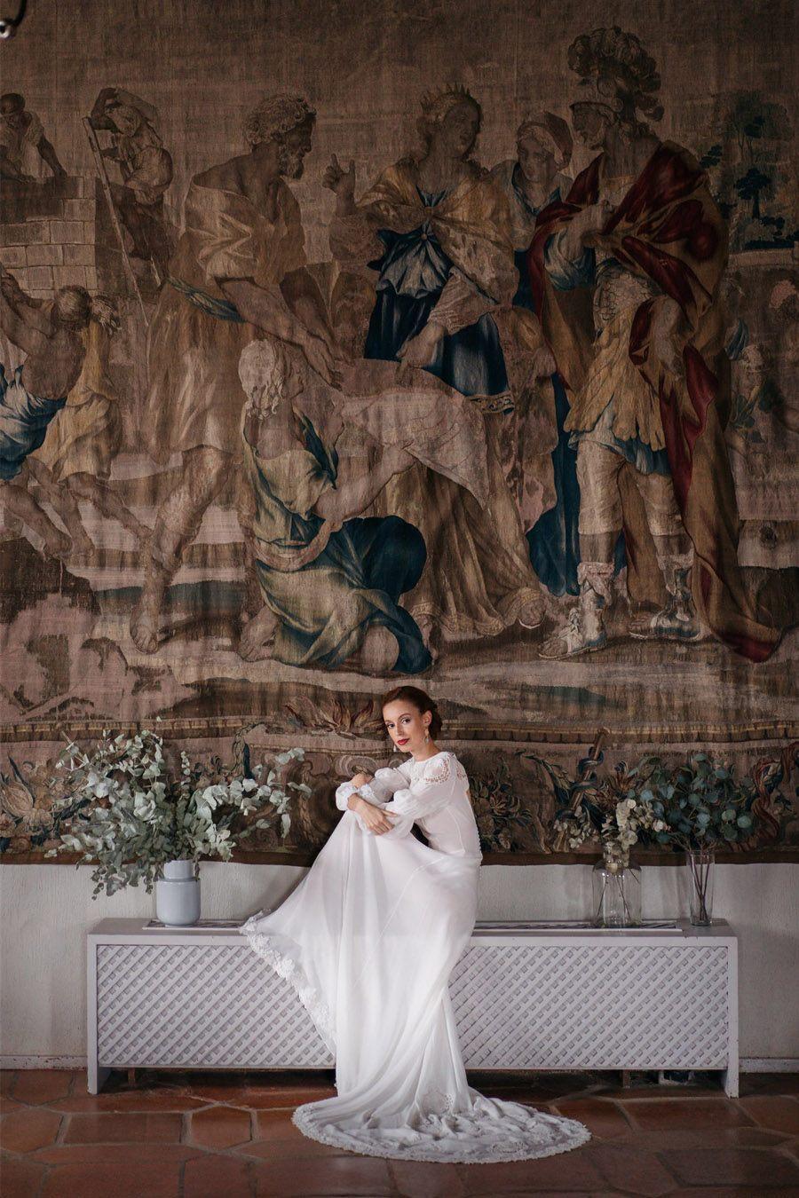 4 LOOKS DE NOVIA HOMENAJE A MUJERES INSPIRADORAS sesion-novia
