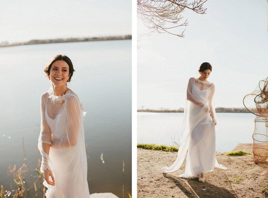 ALESTE PRESENTA SU PRIMERA COLECCIÓN DE MODA NUPCIAL SOSTENIBLE vestido-novia-sostenible