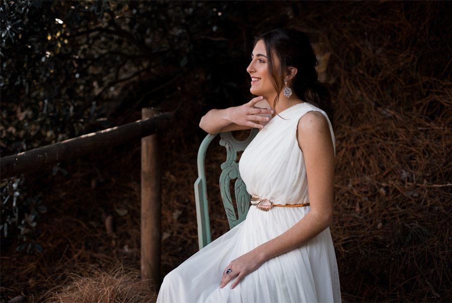 UNA NOVIA DE INSPIRACIÓN GRIEGA vestido-novia
