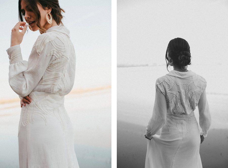 ALESTE PRESENTA SU PRIMERA COLECCIÓN DE MODA NUPCIAL SOSTENIBLE vestidos-novia-sostenibles