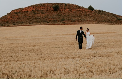 ANDREA & ADRIANO: UNA BODA LLENA DE LUZ toscana-boda