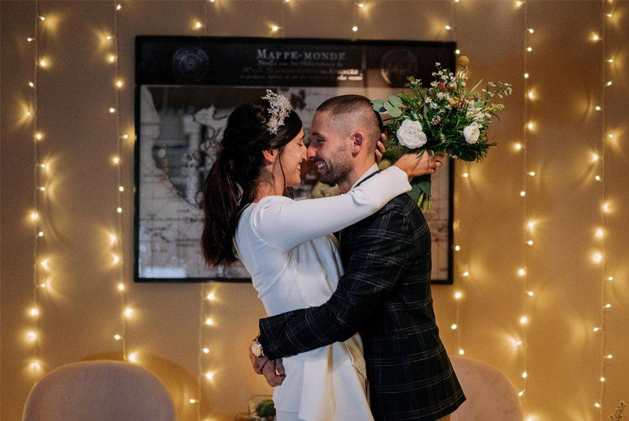 ERIKA & IVÁN: WEDDING LIVE abrazo-novios-2