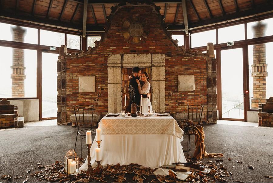 MARTA & BRUNO: EARTH boda-editorial