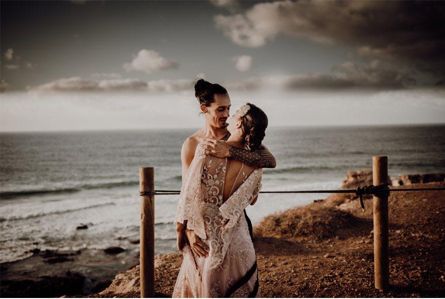 LAURE & MAURI: AMOR POR UNA ISLA bodas-fuerteventura