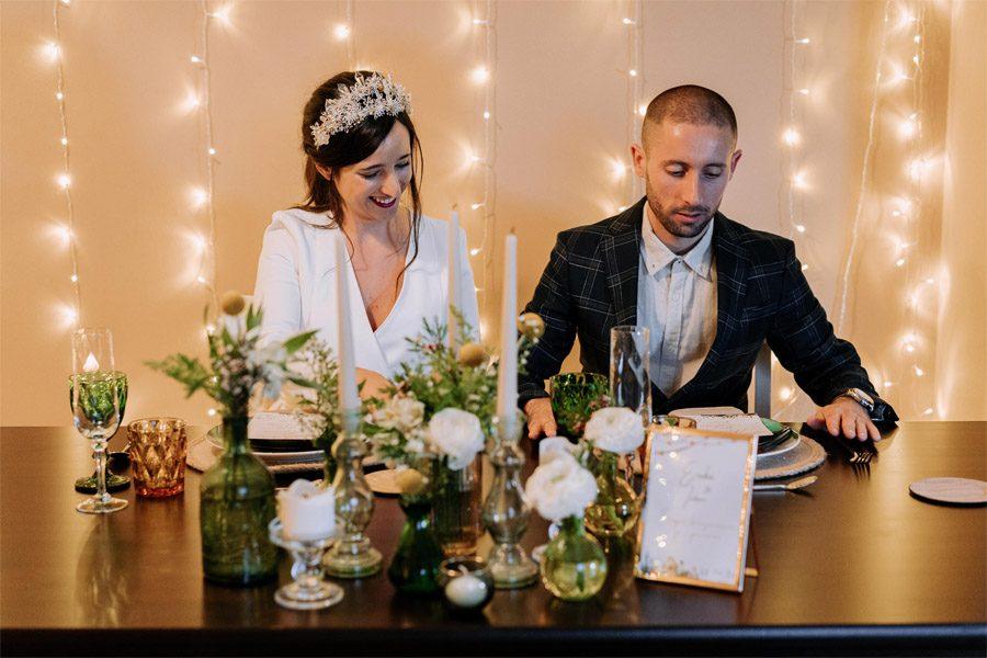 ERIKA & IVÁN: WEDDING LIVE cena-boda-casa