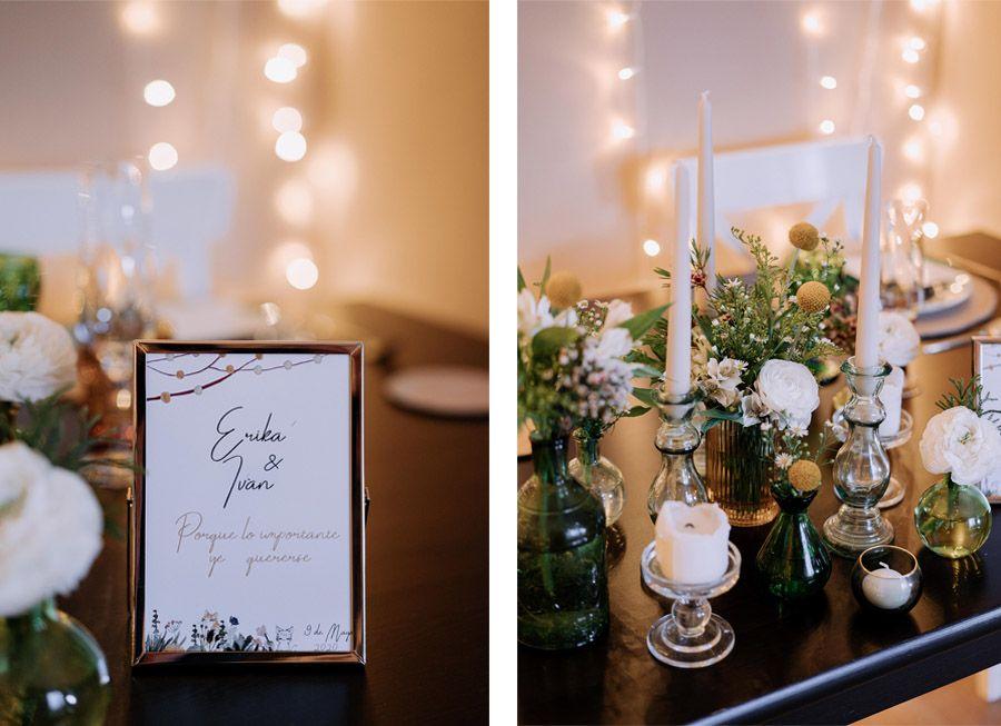 ERIKA & IVÁN: WEDDING LIVE detalles-deco-boda