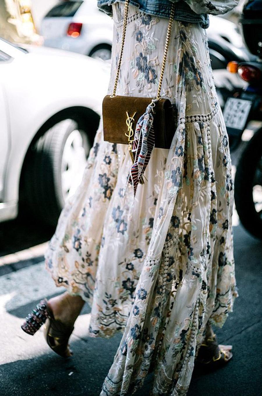 BORDADOS DE FLORES PARA INVITADAS falda-bordados