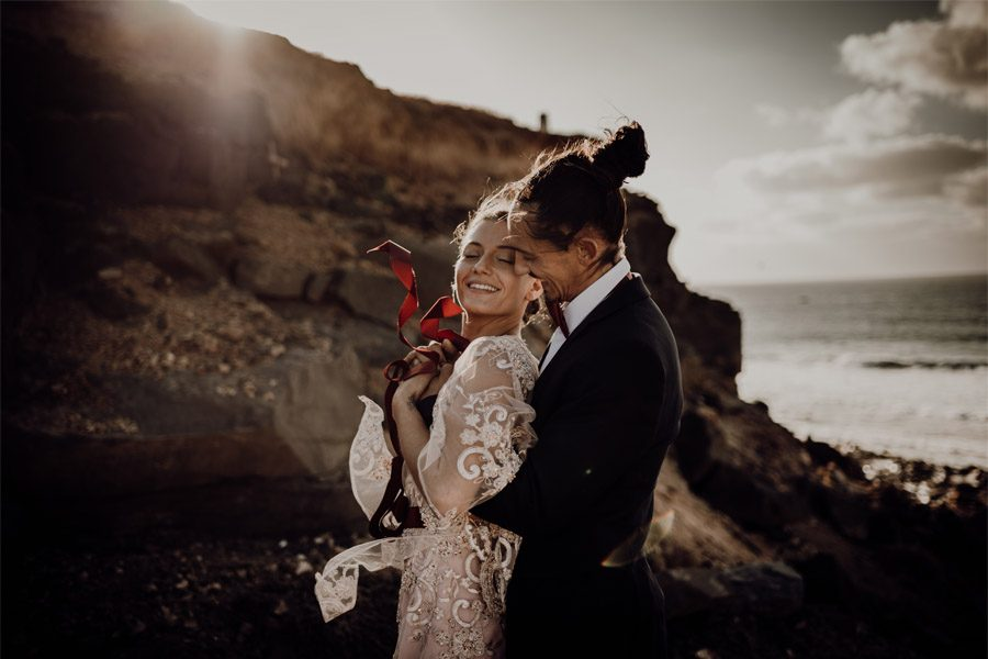LAURE & MAURI: AMOR POR UNA ISLA fotografia-boda