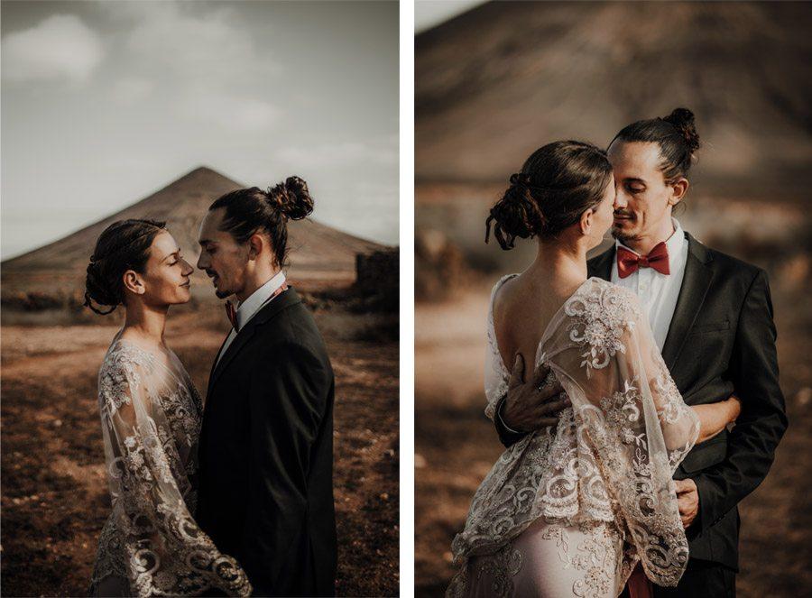 LAURE & MAURI: AMOR POR UNA ISLA fotos-novios