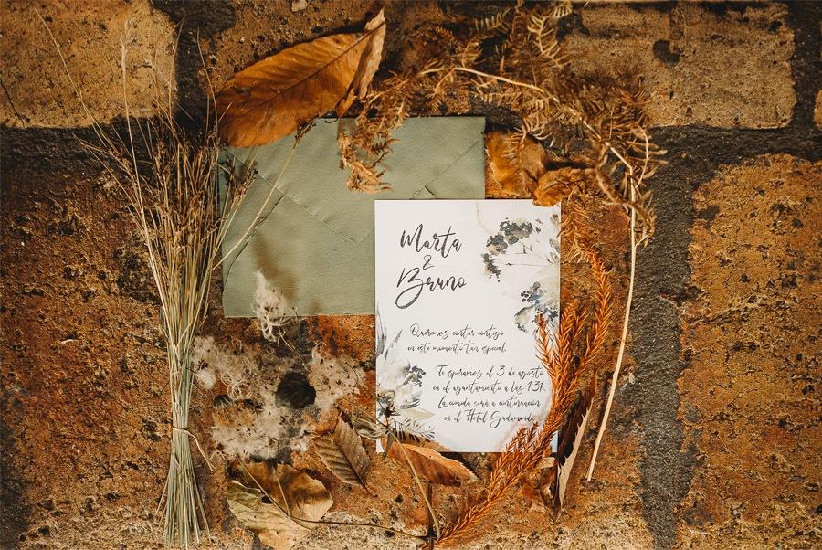 MARTA & BRUNO: EARTH invitacion-boda
