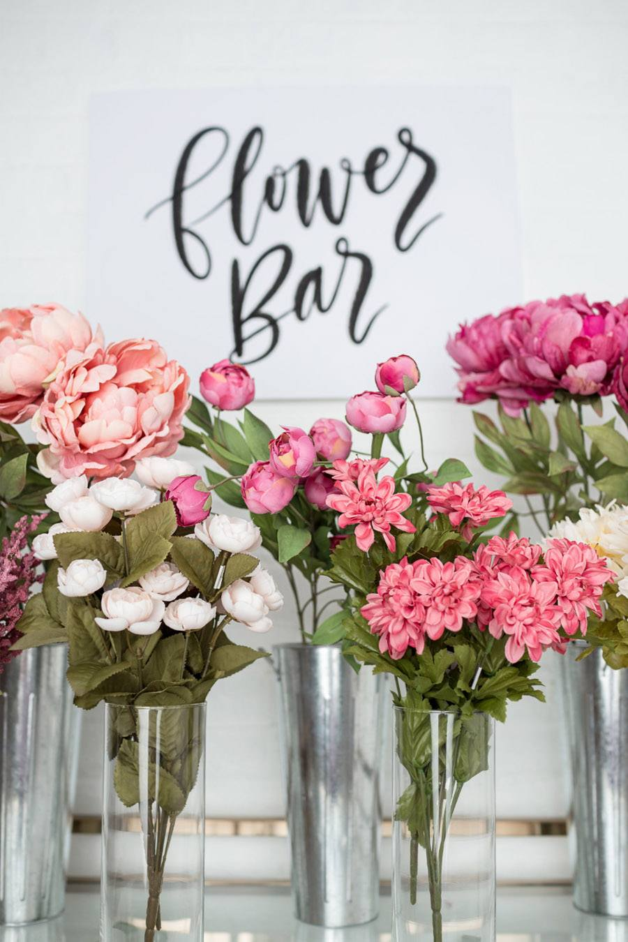 FLOWER BAR novia-flowerbar