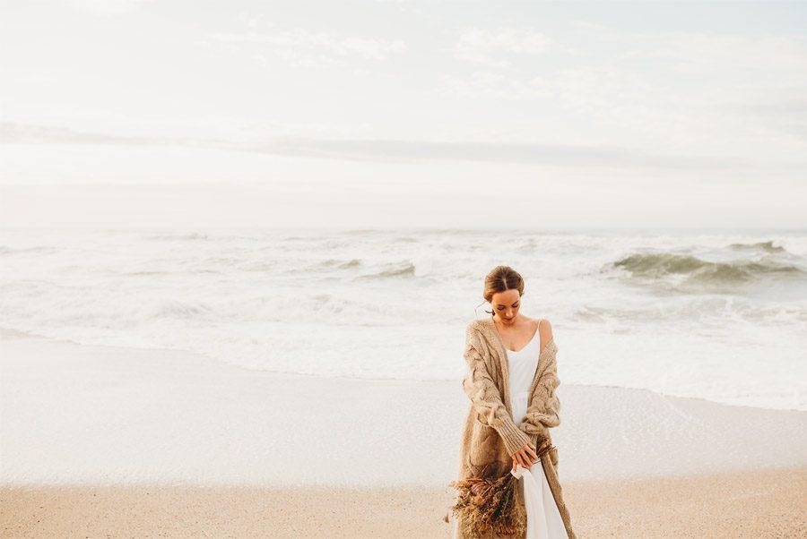 MARTA & BRUNO: EARTH playa-novia