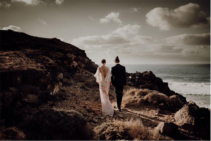 LAURE & MAURI: AMOR POR UNA ISLA reportaje-boda