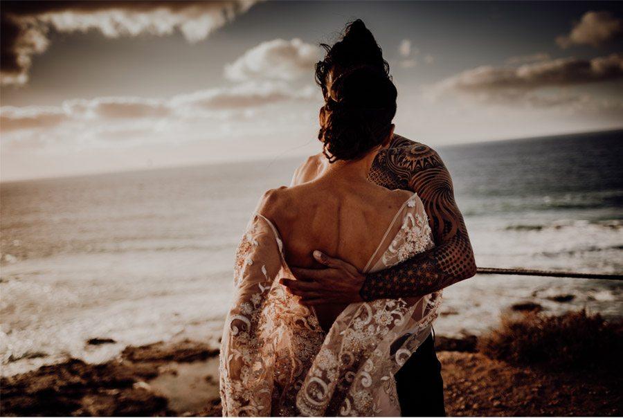 LAURE & MAURI: AMOR POR UNA ISLA reportaje-de-boda