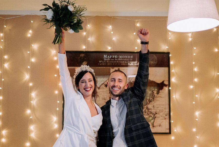 ERIKA & IVÁN: WEDDING LIVE salida-novios-1