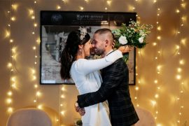 ERIKA & IVÁN: WEDDING LIVE