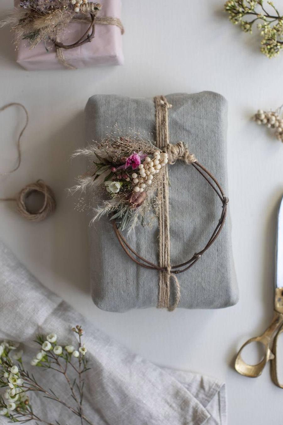 IDEAS FRESCAS PARA ENVOLVER LOS REGALOS DE TUS INVITADOS embalaje-regalos-invitados