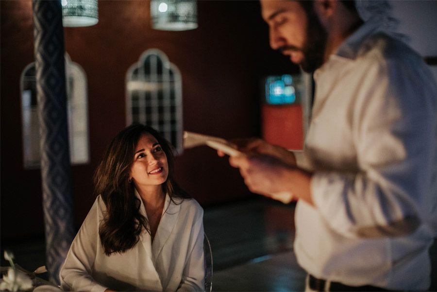 RAQUEL & PABLO: PROMESAS DE AMOR lectura-votos-boda