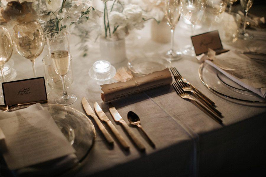 RAQUEL & PABLO: PROMESAS DE AMOR menaje-boda